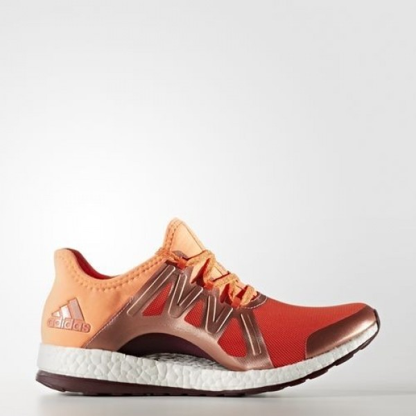 Adidas Pure Boost Xpose Femme Energy/Glow Orange/M...