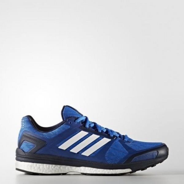 Adidas Supernova Sequence 9 Homme Blue/Footwear Wh...