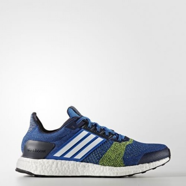 Adidas Ultra Boost St Homme Blue/Footwear White/So...