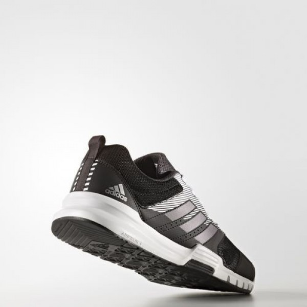 Adidas Essential Star 3 Homme Core Black/Silver Metallic/Utility Black Training Chaussures NO: BA8947