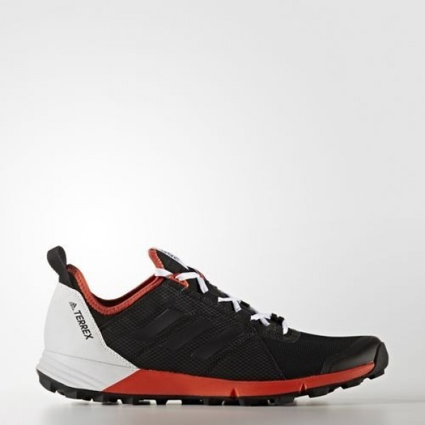 Adidas Terrex Agravic Speed Homme Core Black/Energ...