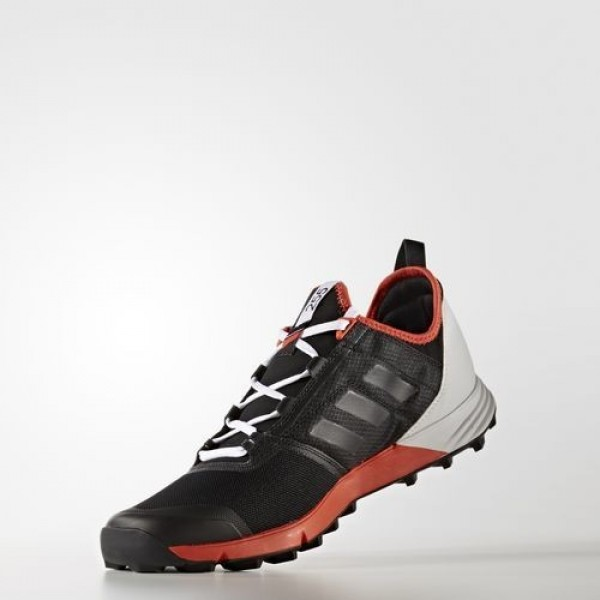 Adidas Terrex Agravic Speed Homme Core Black/Energy Chaussures NO: BB1956