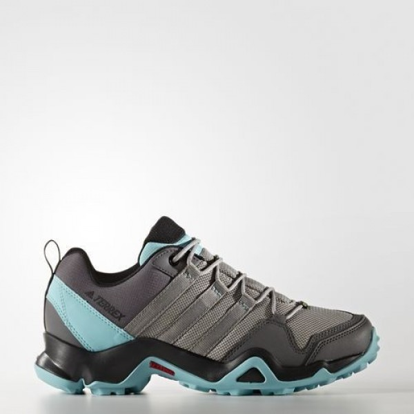 Adidas Ax2R Gtx Femme Medium Grey Heather Solid Gr...