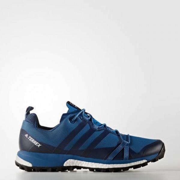 Adidas Terrex Agravic Homme Core Blue/Core Black/F...