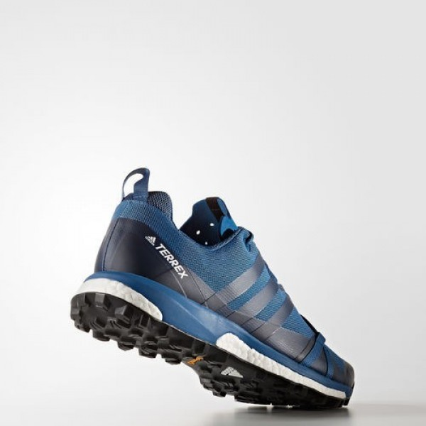Adidas Terrex Agravic Homme Core Blue/Core Black/Footwear White Chaussures NO: BB6002