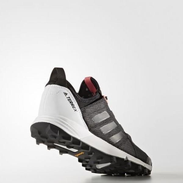 Adidas Terrex Agravic Speed Femme Core Black/Footwear White Chaussures NO: BB1960