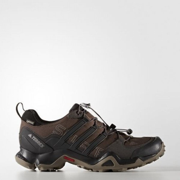 Adidas Terrex Swift R Gtx Homme Brown/Core Black/S...