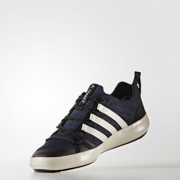 Adidas Terrex Climacool Boat Homme Collegiate Navy/Chalk White/Core Black Chaussures NO: BB1910