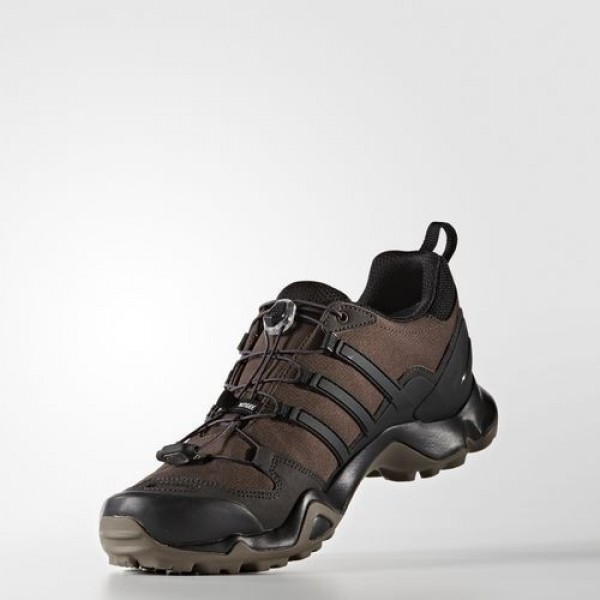 Adidas Terrex Swift R Gtx Homme Brown/Core Black/Simple Brown Chaussures NO: BB4628