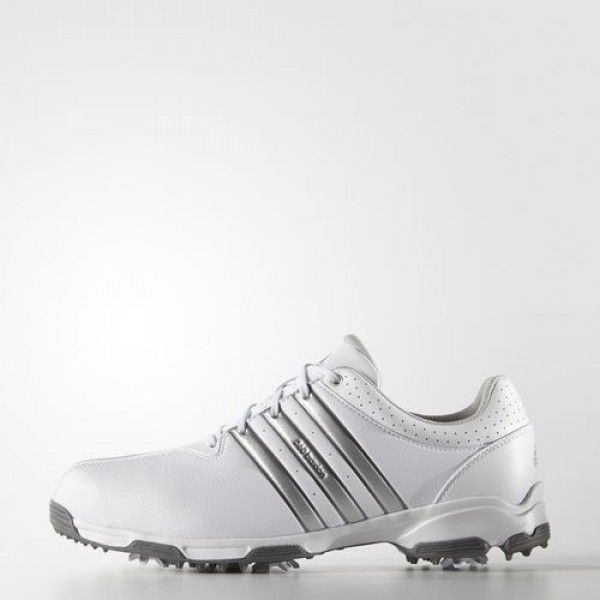Adidas 360 Traxion Wd Homme Footwear White/Silver ...