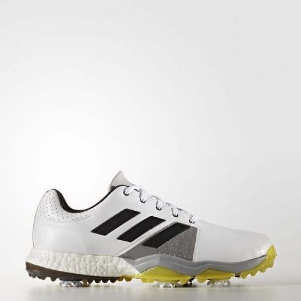 Adidas Adipower Boost 3 Homme Footwear White/Carbo...