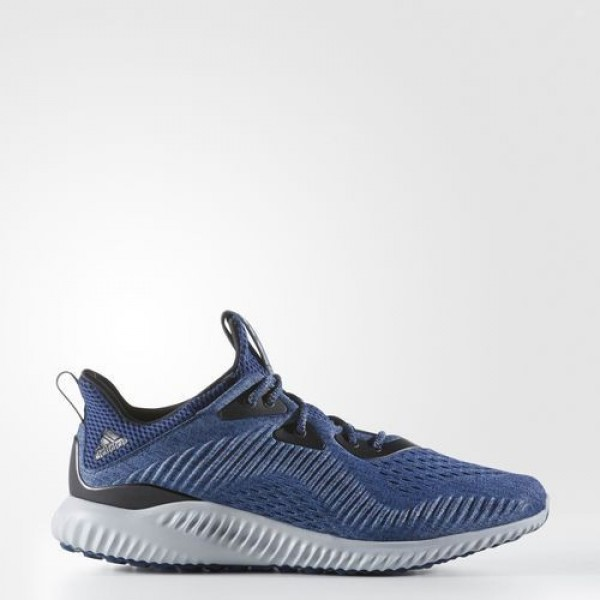Adidas Alphabounce Homme Collegiate Navy/Utility Black/Mystery Blue Running Chaussures NO: BB9040