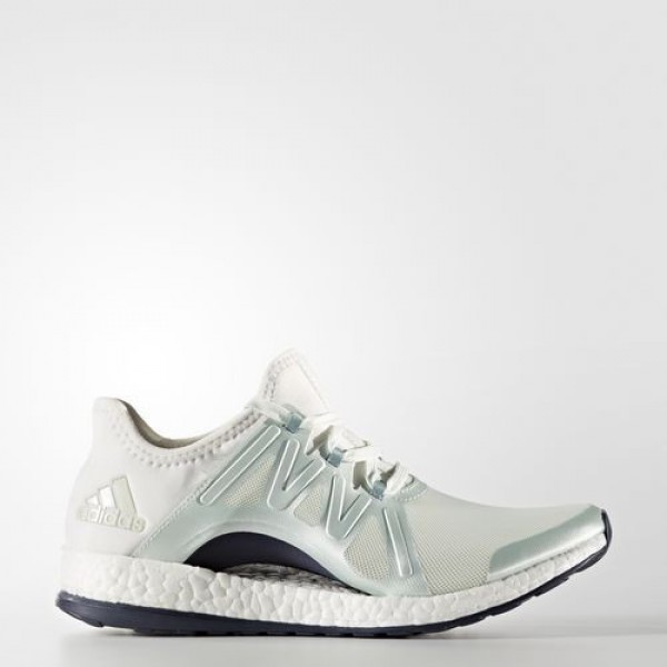 Adidas Pure Boost Xpose Femme Linen Green/Vapour S...