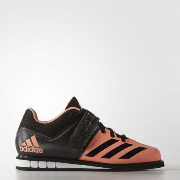 Adidas Powerlift.3 Femme Sun Glow/Core Black/Footw...