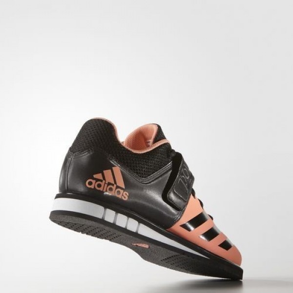 Adidas Powerlift.3 Femme Sun Glow/Core Black/Footwear White Training Chaussures NO: AQ3333