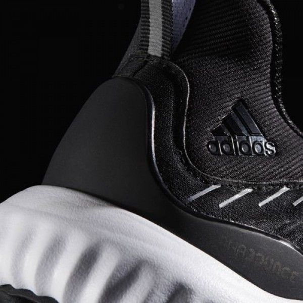 Adidas Alphabounce Homme Core Black/Utility Black/Footwear White Running Chaussures NO: BB9048