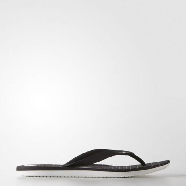 Adidas Tong Eezay Cloudfoam Homme Core Black/Footw...
