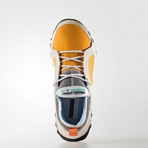 Adidas Aleki X Femme Radiant Gold/Medium Grey Heather/Dawn Blue Training Chaussures NO: BB4765