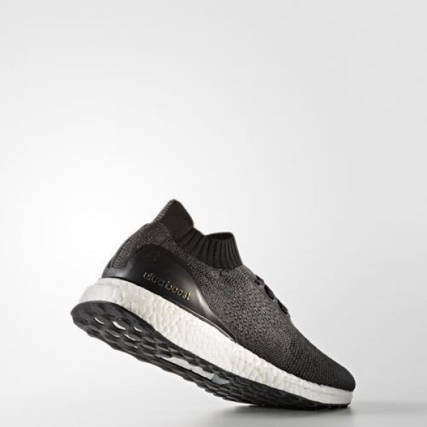 Adidas Ultra Boost Uncaged Homme Dark Grey Heather Solid Grey/Core Black/Utility Black Running Chaussures NO: BB4486