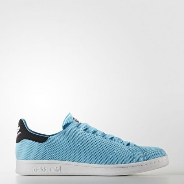 Adidas Stan Smith Homme Bright Cyan/Core Black Ori...