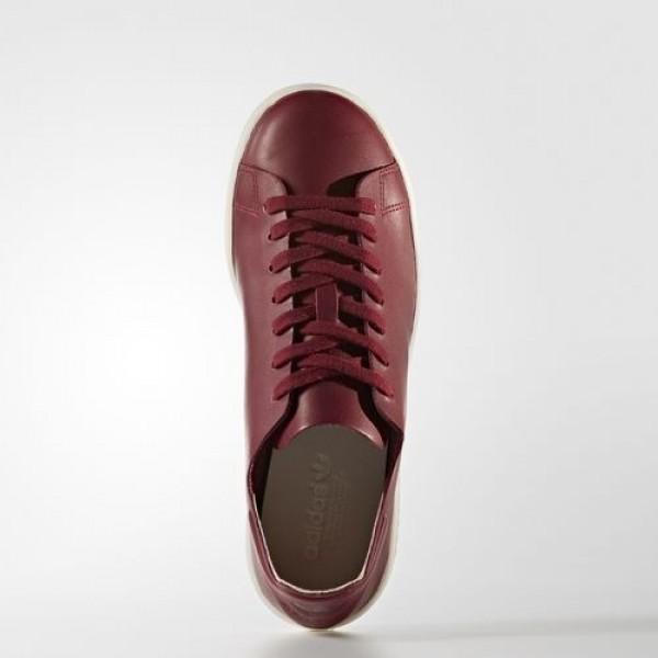 Adidas Stan Smith Nude Femme Collegiate Burgundy Originals Chaussures NO: BB5144