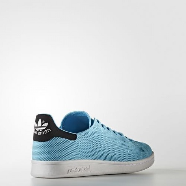 Adidas Stan Smith Homme Bright Cyan/Core Black Originals Chaussures NO: BB0063