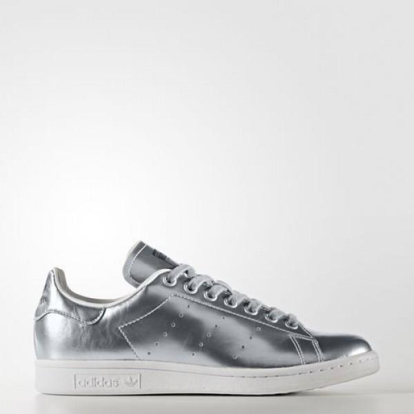 Adidas Stan Smith Femme Silver Metallic/Footwear W...
