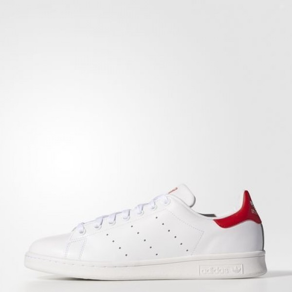 Adidas Stan Smith Homme Footwear White/Collegiate ...