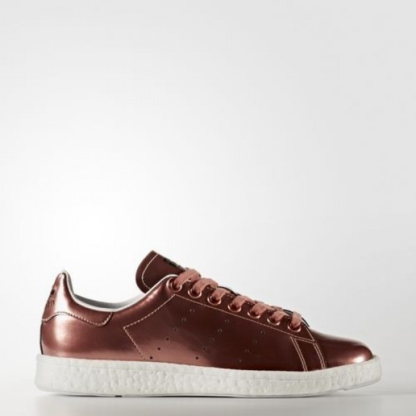 Adidas Stan Smith Boost Femme Copper Metallic/Foot...