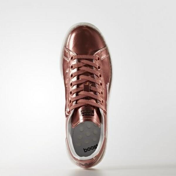 Adidas Stan Smith Boost Femme Copper Metallic/Footwear White Originals Chaussures NO: BB0107