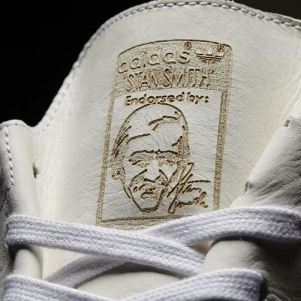 Adidas Stan Smith Homme Footwear White/Clear Granite Originals Chaussures NO: BB0006
