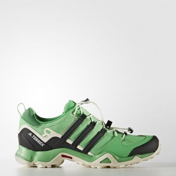 Adidas Terrex Swift R Homme Energy Green/Core Blac...