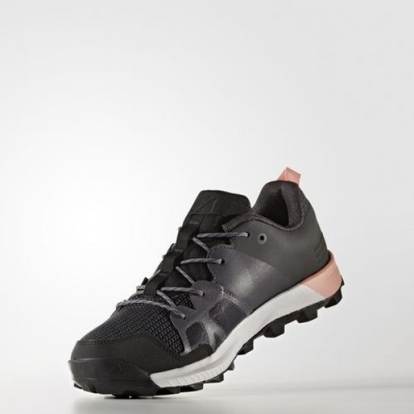 Adidas Kanadia 8 Trail Femme Core Black/Core Pink/Trace Grey Outdoor Chaussures NO: BB4420