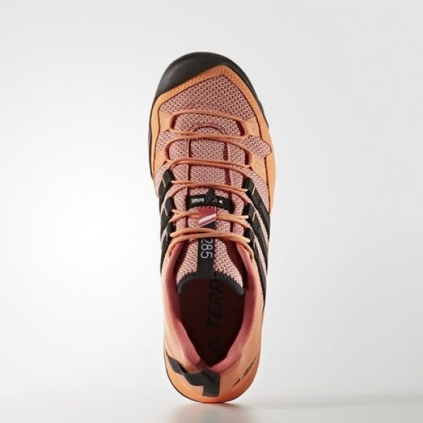 Adidas Terrex Solo Femme Easy Orange/Core Black/Tactile Pink Chaussures NO: BB6023