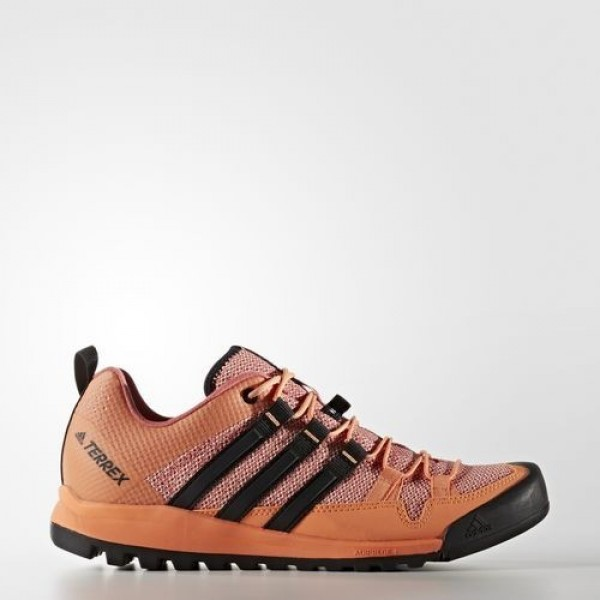 Adidas Terrex Solo Femme Easy Orange/Core Black/Ta...