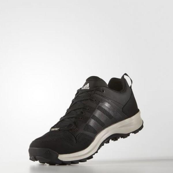 Adidas Kanadia 7 Trail Gtx Homme Dark Grey/Core Black/Chalk White TERREX Chaussures NO: S82877