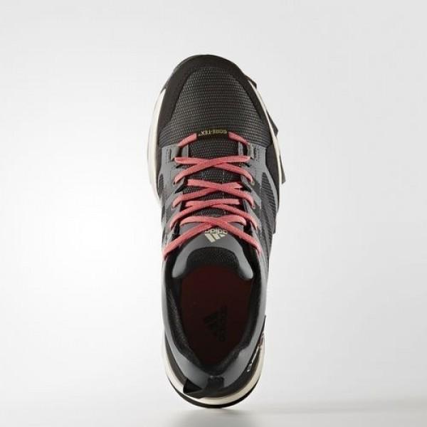 Adidas Kanadia 7 Trail Gtx Femme Vista Grey/Core Black/Super Blush TERREX Chaussures NO: S80302