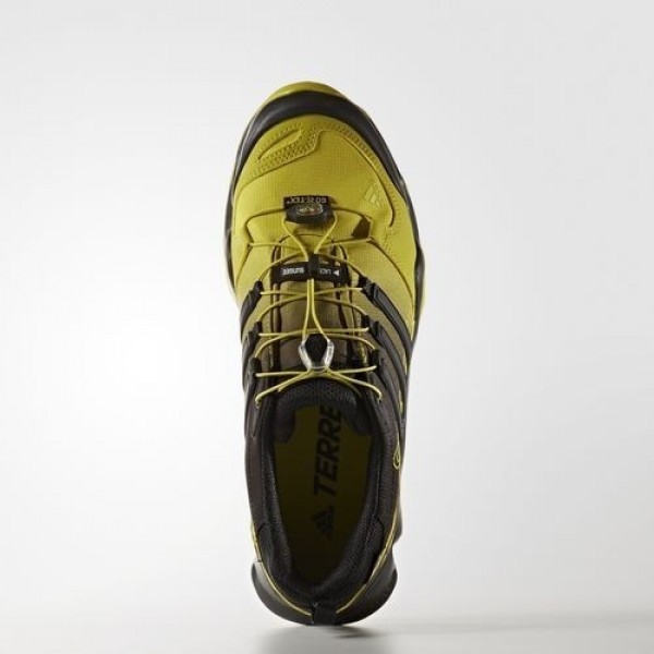 Adidas Terrex Swift R Gtx Homme Unity Lime/Core Black/Chalk White Chaussures NO: BB4633