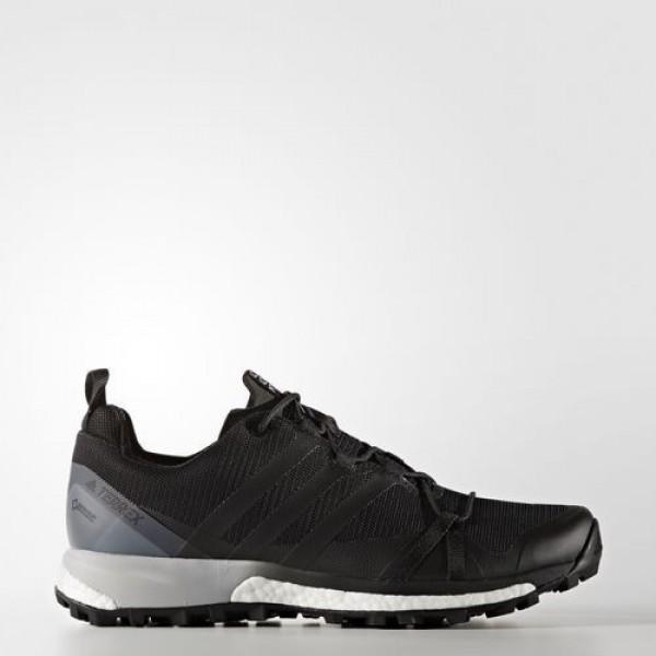 Adidas Terrex Agravic Gtx Homme Core Black/Footwea...