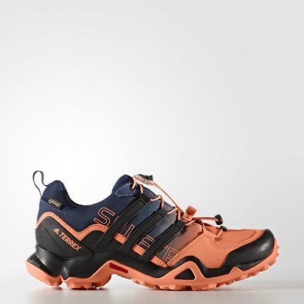 Adidas Terrex Swift R Gtx Femme Easy Orange/Core B...