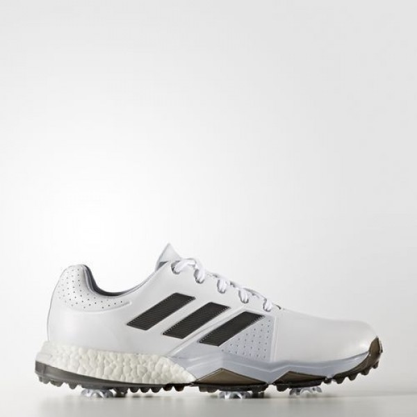 Adidas Adipower Boost 3 Homme Footwear White/Silve...