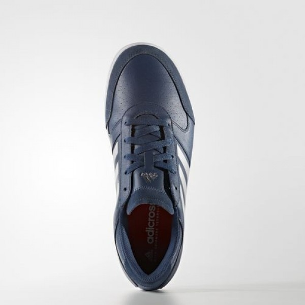 Adidas Adicross Gripmore 2.0 Homme Mineral Blue/Footwear White/Ray Red Golf Chaussures NO: F33462