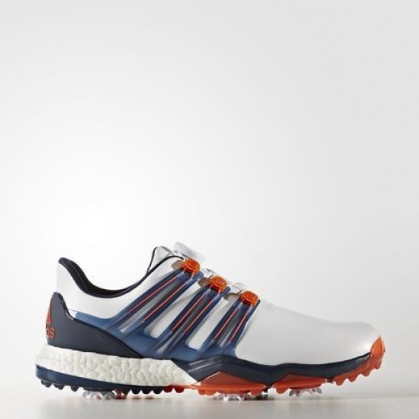 Adidas Powerband Boa Boost Wide Homme Footwear Whi...