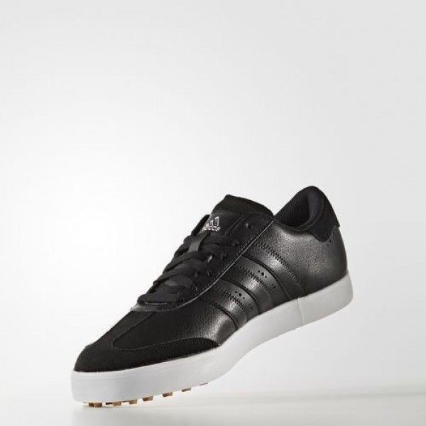 Adidas Adicross V Homme Core Black/Footwear White Golf Chaussures NO: F33390