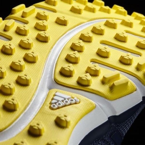 Adidas Adipure Classic Homme Footwear White/Silver Metallic Golf Chaussures NO: Q44677