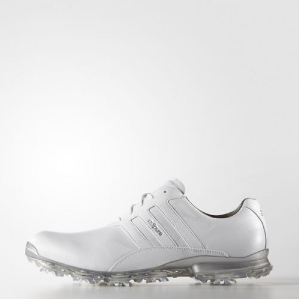 Adidas Adipure Classic Homme Footwear White/Silver...