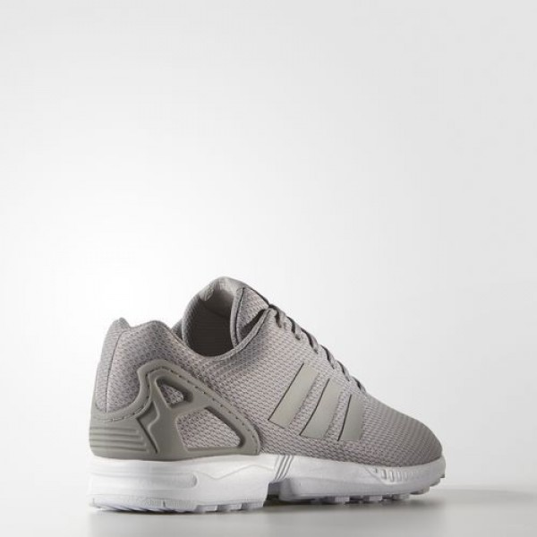 Adidas Zx Flux Homme Light Granite/Core White Originals Chaussures NO: M19838