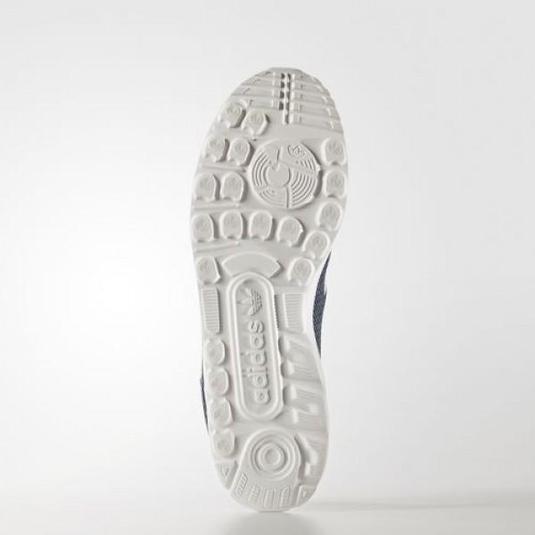 Adidas Zx Flux Adv Verve Femme Super Purple/Footwear White/Collegiate Navy Originals Chaussures NO: BB2282