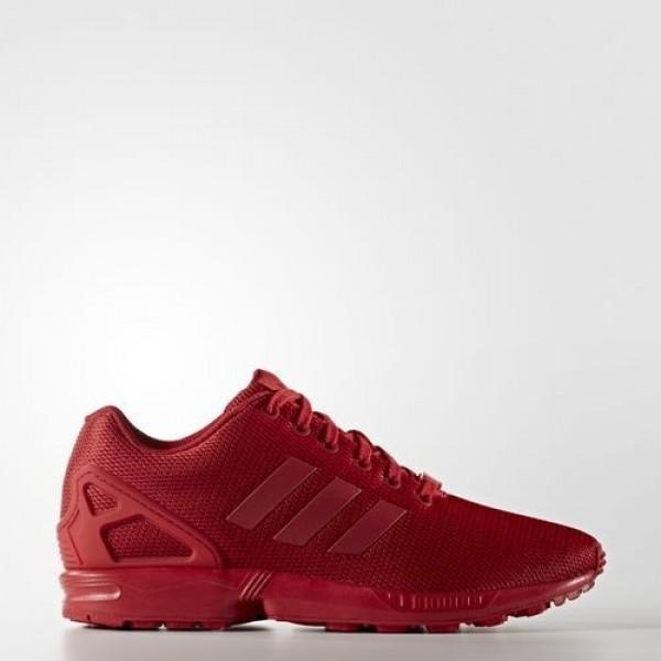 Adidas Zx Flux Femme Power Red/Collegiate Burgundy...