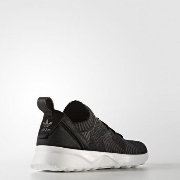 Adidas Zx Flux Adv Virtue Primeknit Femme Core Black/Utility Black/Footwear White Originals Chaussures NO: BB2305